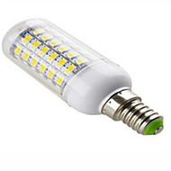 1 pcs  E14 25 W 69LED X SMD 5730 1600 LM 2800-3500/6000-6500 K Warm White/Cool White Corn Bulbs AC 220 V