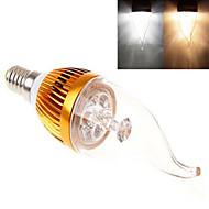 dingyao Lâmpada Vela E14 15 W 450 LM 2800-3500/6000-6500 K Branco Quente/Branco Frio LED de Alta Potência 1 pç AC 85-265 V
