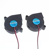5cm puhallin / ilmankostutin keskipakopuhallin (2kpl)