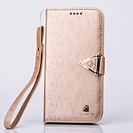 Luxurious Diamond PU Leather Full Body Case with Kickstand and Card Slot for Samsung Galaxy S7 S7 edge(Assorted Colors)