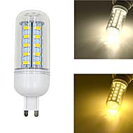 JMT-G9/GU10/B22/E14 5W 550lm 36x5730SMD LED Warm/Cool White Light Corn Bulb (AC 220-240V)