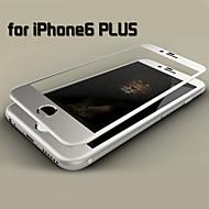 pellicola titanio acciaio lamina color copertura a schermo intero per iphone 6s / 6 più