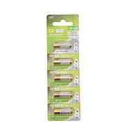 gp 5pcs 23a 12v alkalisk batteri for trådløs ringeklokke / fjernkontroll / alarm
