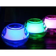 mini usb luftfukter lysende krystall ren luft ultra-stille hjemmekontor (assortert farge)