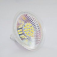 MR16 3W 50x3020 120-150LM  Natural White/Warm White Light LED Spot Bulb (DC12V)