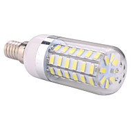 12W E14 Ampoules Maïs LED T 60 SMD 5730 1200 lm Blanc Chaud / Blanc Froid AC 100-240 / AC 110-130 V 1 pièce