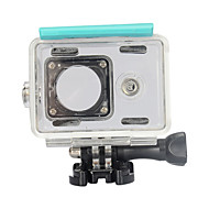 Gopro Accessories Mount / Waterproof Housing For Xiaoyi WaterproofSurfing / Boating / Kayaking / Wakeboarding / Dive / Hunting and