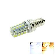 LED a pannocchia 32 SMD 2835 T E12 3W 150lm LM Bianco caldo / Luce fredda 1 pezzo AC 110-130 V