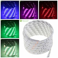 2M 15W Waterproof 60x5050SMD Warm White / Cool White / Red / Yellow / Blue / Green LED Strip Lamp DC12V