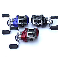 Right Handle 10+1 Ball Bearing 3 Colors Casting Reel
