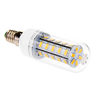 E14 9 W 36 SMD 5630 760 LM Warm White Corn Bulbs AC 220-240 V