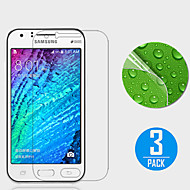 (3 Pcs) High Definition Screen Protector for Samsung Galaxy J1