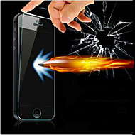 1 stk herdet glass klar foran skjermen film for iPhone 5 / 5s / 5c