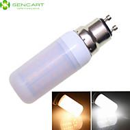 Ampoule Maïs Décorative Blanc Chaud/Blanc Froid SENCART GU10 12 W 56 SMD 5730 1600-1900 LM AC 100-240/AC 110-130 V