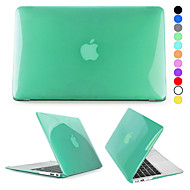 hat-prince kristal harde beschermende pc full body case voor de MacBook Air 11.6 ""