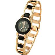 Women's Fashionable Style Round Dial Quartz Bracelet Watch