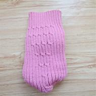 겨울 - 핑크 테릴렌 - 스웨터 - 개 - S