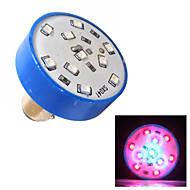 Merdia 1157 1.5W 45LM 10x5050SMD LED Colorful Light Brake Light / Decorative Light/Taillight for Motorcycle(1 PCS/12V)