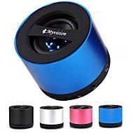 trådløse bluetooth stereo håndfri opkald / gave bærbare subwoofer mini super højttaler