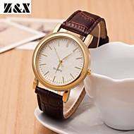 Women's Fashion Commerce Quartz Analog Leather  Wrist Watch(Assorted Colors)