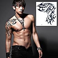 1 Tatuointitarrat Toteemisarja Muut Non Toxic Alaselkä WaterproofLapsi Naisten Miesten Aikuinen Teini Flash Tattoo väliaikaiset tatuoinnit