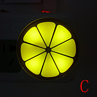 Gifts Cartoon Creative Light Control Sensor Night Light Led Wall Lamp