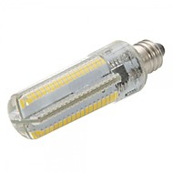 Dimmable E11 10W 152x3014SMD 1000LM 2800-3200K/6000-6500K Warm White/Cool White Light LED Corn Bulb (AC110V/AC220V)