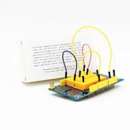 mega protoshield v3 prototype utvidelseskort m / brødfjel og brødfjel genser kabel