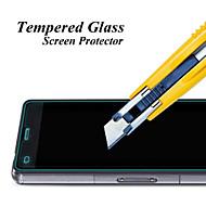edzett üveg kijelző védő fólia Sony Xperia mini Z3 Z3 kompakt d5803 d5833