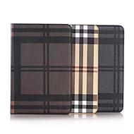 Varten Samsung Galaxy kotelo Korttikotelo / Lomapkko / Tuella / Flip / Kuvio Etui Kokonaan peittävä Etui Geometrinen printti Tekstiili