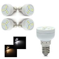 5 pcs Ding Yao G9 3W 6LED SMD 5730 150-250LM 2800-3500/6000-6500K Warm White/Cool White Spot Lights AC 220-240V