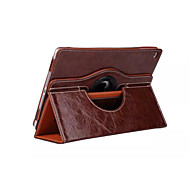 Fashion boutique PU Leather 360⁰ Cases Auto Sleep/Wake Up For iPad 2/3/4(Assorted Color)