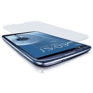 2.5d round rand 0.3mm 9h explosieveilige gehard glazen scherm film protector voor de Samsung Galaxy S3 i9300