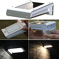 Solar Powered Motion Sensor Light With 16 LEDS