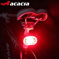 Luzes de Bicicleta / luzes de segurança / Luz Traseira Para Bicicleta - / LED - Ciclismo Fácil de Transportar Botão Bateria Lumens Bateria