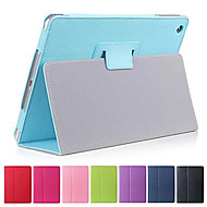 9.7 Inch Leather Cover Stand Case for Ipad Air 2 Ipad 6(Assorted Colors)