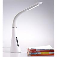 7w pieghevole tocco ha condotto la lampada da tavolo occhio-protezione con 30 luci