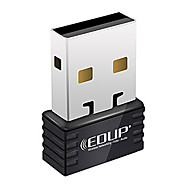 EDUP EP-8531 Mini USB 2.0 150Mbps 802.11 b/g/n Wi-Fi Wireless Network Nano Adapter