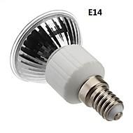 e14 / e27 4w 60x3528smd 210-240lm 3000-3500K luz branca quente levou bulbo local (85-265V)
