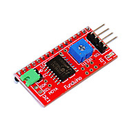 IIC/I2C/ LCD1602 interface For Arduino transfer ARDUINO function library