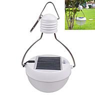 sensore di movimento pir principale solare di risparmio energetico lampadina campeggio lanterna luce impermeabile bianca esterna coperta