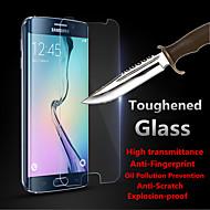 Yi-yi ™ πραγματική έκρηξη απόδειξη γυαλί προστάτης προστασία οθόνης για την ακμή Samsung Galaxy S6