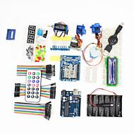ONU R3 kit didattico avviamento per arduino - (funziona con le schede ufficiali arduino)