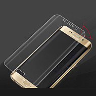 0.2mm klart hd premium ekte herdet glass skjermbeskytter for samsung galaxy s6 kanten