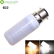 Ampoule Maïs Décorative Blanc Chaud / Blanc Froid SENCART T GU10 10 W 48 SMD 5730 1400-1800 LM AC 100-240 / AC 110-130 V