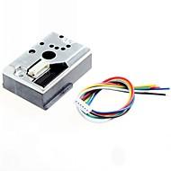 scherpe gp2y1010au0f diy PM2.5 stof sensor gp2y1010f voor Audino / Raspberry Pi