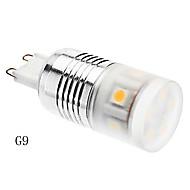 E14 / G9 11 SMD 5050 280 LM Warm White LED Corn Lights AC 220-240 V