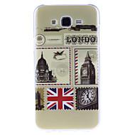 For Samsung Galaxy etui IMD Etui Bagcover Etui Bybillede TPU for Samsung J7 J5 J1
