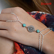 Shixin® Alloy Bracelet Wrap Bracelets Daily/Casual 1pc