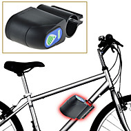 XIE SHENG רכיבת פנאי / רכיבה על אופניים / אופני הרים / אופני כביש / MTB / אופניים הילוך קבוע מנעולי אופניים ABS אזעקה wireless lockשחור /
